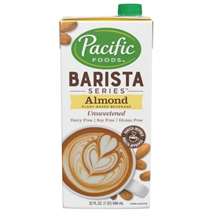 Barista Series Almond Unsweetened - 32 Fl. Oz.