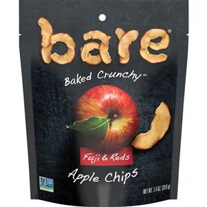 Bare Baked Crunchy Fuji and Reds Apple Chips - 1.4 oz.