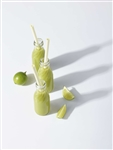 Edible Lime Straw 19 Centimeters