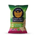 Lime Grain Free Tortilla Chips - 5 Oz.