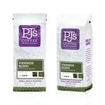 PJs Decaf Viennese Whole Bean Coffee - 1 Pound