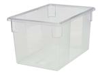 Food Clear Box - 21.5 Gallon