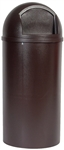 Marshal Classic Container Brown - 25 Gal.