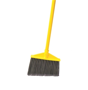 Angle Broom Flagged With Handle