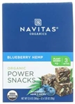 Navitas Organic Blueberry Hemp Power Snack - 1.05 Oz.