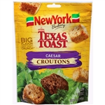 New York Texas Toast Ceasar Croutons - 5 oz.