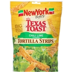 New York Bakery Chili Lime Tortilla Strips - 4.5 oz.