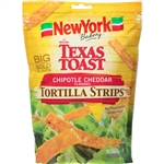New York Bakery Chipotle Cheddar Tortilla Strips - 4.5 Oz.