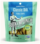 Classic Dill Pickle Chip Pouch - 3.4 oz.