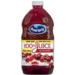 100 Percent Cranberry Juice - 64 Fl.oz.