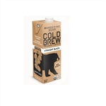 Straight Black Cold Brew - 32 fl. Oz.
