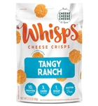 Tangy Ranch Cheese Crisps - 2.12 Oz.