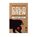 Ready To Drink Coffee Straight Black Cold Brew - 72 fl. Oz.