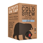 Wandering Bear Vanilla Cold Brew Ready To Drink - 72 Oz.