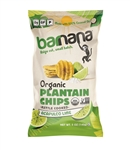 Lime Plantain Chips - 5 oz.