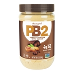 Peanut Powder with Cocoa - 16 oz.