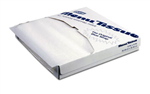 Menu Sandwich Wrap Tissues, 12in.Wx12in.L, White, Untreated, Sheets