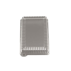 EMI Yoshi Clear Rectangular Lid - 10 in. x 14 in.