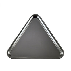 EMI Yoshi Party Tray Black Triangle Platter - 16 in.