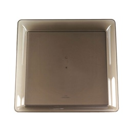 EMI Yoshi Smoke Party Tray Square Platter - 18 in. x 18 in.