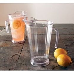 EMI Yoshi Heavy Duty 60 Oz. Pitcher - Clear