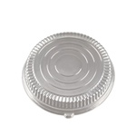 EMI Yoshi Clear Low Profile Round Pet Dome Lid - 16 in.