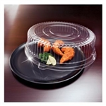 EMI Yoshi Round Smoke Tray with Dome Pet Lid - 12 in.