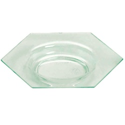 EMI Yoshi Small Wonders Honeycomb Plate - Sea Grean