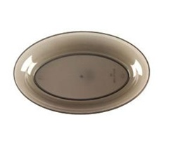 EMI Yoshi Party Tray Oval Smoke Platter - 8 in. x 12 in.