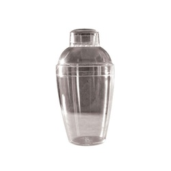 EMI Yoshi Cocktail Shaker Clear - 7 Oz.