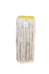 Cotton Narrow 1 Inch Band Cut End Mop - 24 oz.