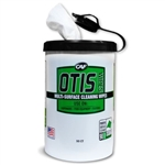 Otis Multi-Surface Wipes Cleaner 90 Count White