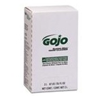 Gojo Supro Max Multi-Purpose 2000 ml Bag-In-Box Heavy-Duty Hand Cleaner