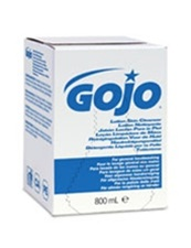 Gojo Pink Lotion Floral Scent 800 ml Bag-In-Box Skin Cleanser