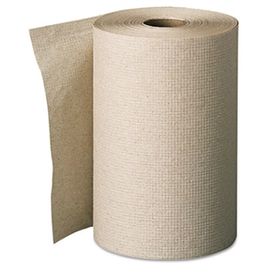 Nonperforated Paper Towel Rolls Brown - 7.87 in. x 350 ft.