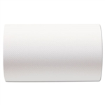 Hardwound White Paper Towel Roll Nonperforated - 9 in. x 400 ft.