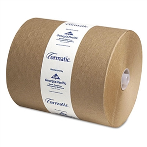 Hardwound Brown Roll Towels - 8.25 in. x 700 ft.