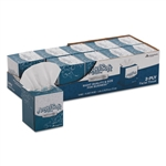 Angel Soft ps Ultra White Facial Tissue 2-Ply - 7.6 in. x 8.5 in.