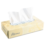 Facial Tissue Flat Box