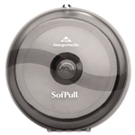 Sofpull High-Capacity Centerpull Gray Tissue Dispenser