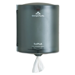 Center Pull Hand Towel Smoke Dispenser - 9.25 in. x 8.75 in. x 11.5 in.