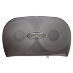 Jumbo Jr. Two-Roll Bathroom Tissue Smoke Dispenser - 20.02 in. x 5.4 in. x 12.25 in.