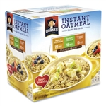 Assorted Varieties Instant Oatmeal - 1.51 oz.