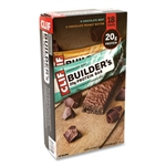 Chocolate Mint Chocolate Peanut Butter Builders Protein Bar - 2.4 oz.