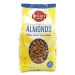 Roasted and Salted Almonds Bag - 2.5 lb