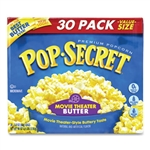 Movie Theater Butter Microwave Popcorn - 3 oz.