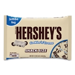 Snack Size Bars Cookies n Creme 2 Pack - 17.1 Oz.