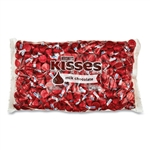 Kisses Milk Chocolate Red Wrappers - 66.7 oz.