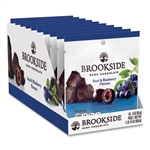 Dark Chocolate Acai and Blueberry 10 Pouches - 3 Oz.
