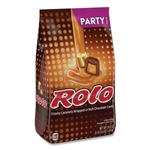 Party Pack Creamy Caramels Wrapped in Rich Chocolate Candy - 35.6 Oz.